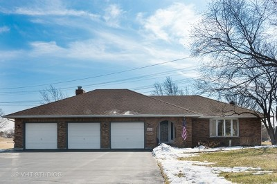 Mokena Single Family Home For Sale: 21751 Forest Court