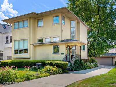 Hinsdale Single Family Home For Sale: 532 The Lane