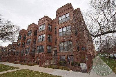 Rental For Rent: 4703 North Albany Avenue #3