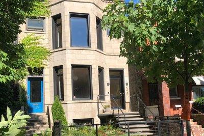 Single Family Home For Sale: 5485 South Ellis Avenue
