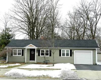 Batavia Single Family Home Price Change: 114 South Lincoln Street
