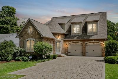 Downers Grove Single Family Home For Sale: 3909 Washington Street
