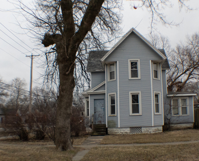 Kankakee Single Family Home For Sale: 604 South Evergreen Avenue