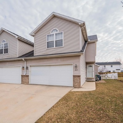 Normal Condo/Townhouse For Sale: 517 Wild Turkey Lane