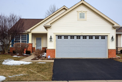 Huntley Single Family Home For Sale: 11648 Wildrose Drive
