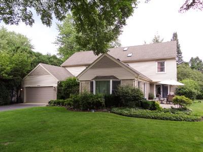 Winnetka Single Family Home For Sale: 303 Auburn Avenue
