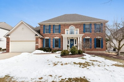 South Elgin Single Family Home For Sale: 2244 Brookwood Drive