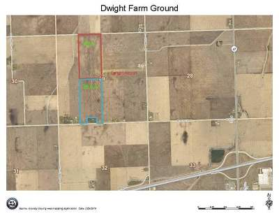 Dwight Residential Lots & Land For Sale: 1600 West Scully Road