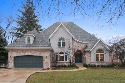 Glen Ellyn, Wheaton, Lombard, Winfield, Elmhurst, Naperville, Downers Grove, Lisle, St. Charles, Warrenville, Geneva, Hinsdale Single Family Home Price Change: 5523 South Park Avenue