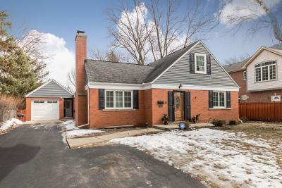 Mount Prospect Single Family Home Contingent: 709 South I-Oka Avenue