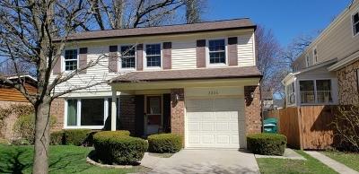 Wilmette Single Family Home Price Change: 2236 Elmwood Avenue