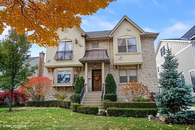 Elmhurst Single Family Home For Sale: 704 South Mitchell Avenue