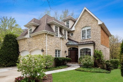 Hinsdale Single Family Home For Sale: 730 South Monroe Street