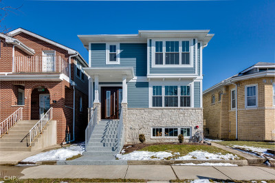 Norridge Single Family Home For Sale: 4037 North Overhill Avenue