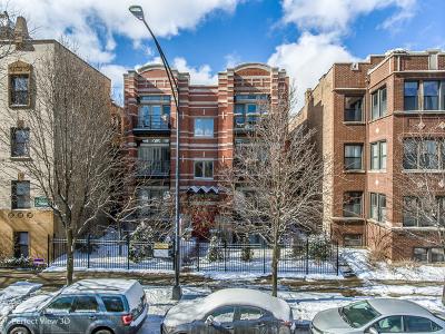 Condo/Townhouse For Sale: 4226 North Ashland Avenue #4A