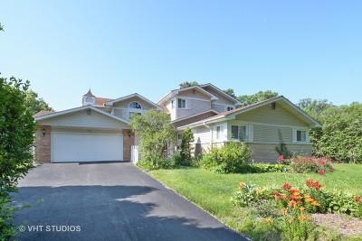 Highland Park Single Family Home For Sale: 590 Old Elm Road