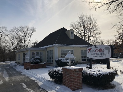 Homewood Commercial For Sale: 18831 Dixie Highway