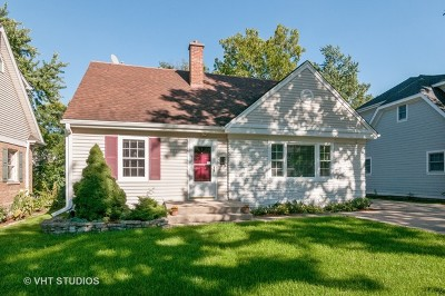 Wheaton Single Family Home For Sale: 1111 North Main Street