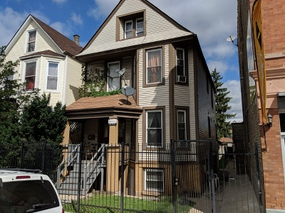 Multi Family Home For Sale: 3710 West Diversey Avenue