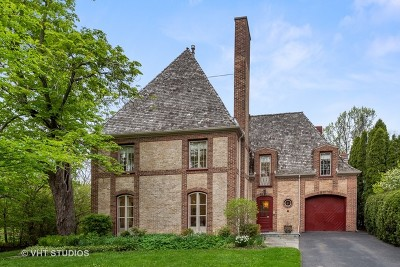 Glencoe Single Family Home For Sale: 271 Hawthorn Avenue