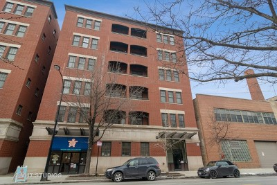 Condo/Townhouse For Sale: 1148 West Monroe Street #4NW
