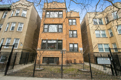 Condo/Townhouse For Sale: 2218 West Thome Avenue #2N