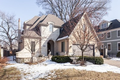 Hinsdale Single Family Home For Sale: 823 Phillippa Street