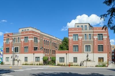 Condo/Townhouse For Sale: 5003 North Lincoln Avenue #1