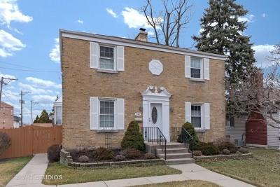 Elmhurst Single Family Home New: 288 South Pick Avenue