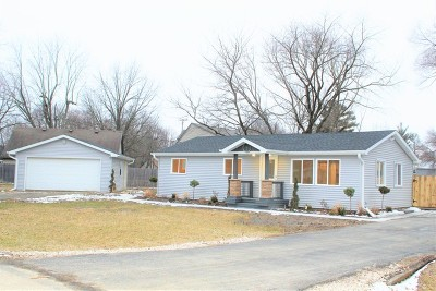 Morris Single Family Home For Sale: 3525 Perch Court