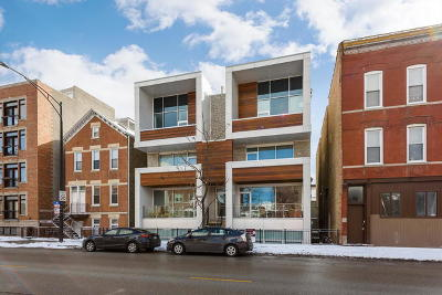 Condo/Townhouse For Sale: 1821 West Armitage Avenue #3E
