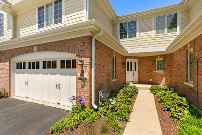 Glen Ellyn Condo/Townhouse For Sale: 794 Parkview Court