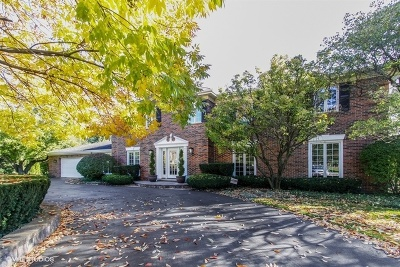 Oak Brook Single Family Home For Sale: 35 Bradford Lane