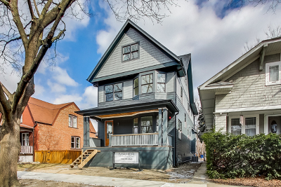 Oak Park Single Family Home For Sale: 1114 South Scoville Avenue
