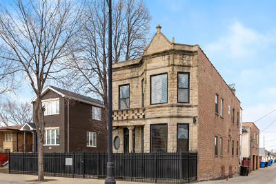 Chicago Multi Family Home For Sale: 2312 West 35th Street
