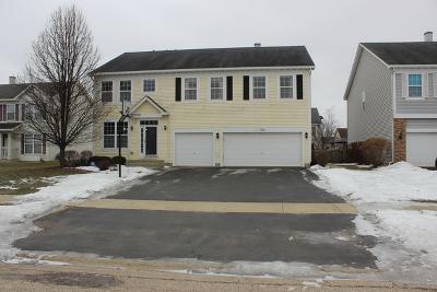 Bartlett Single Family Home For Sale: 1785 Ruzich Drive
