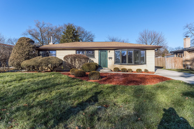 Glenview Single Family Home Re-Activated: 2632 William Avenue