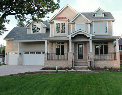 Downers Grove Single Family Home For Sale: 4115 Glendenning Road