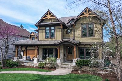 Naperville Single Family Home For Sale: 869 East Hillside Road
