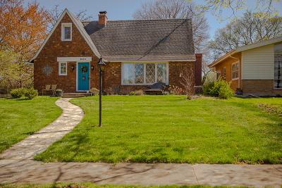 Flossmoor Single Family Home Price Change: 2114 Evans Road