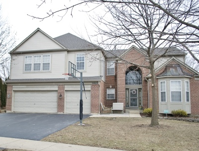 Plainfield Single Family Home For Sale: 24616 Generation Drive