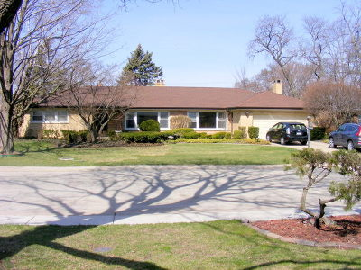 Lincolnwood Single Family Home For Sale: 6518 North Kilpatrick Avenue