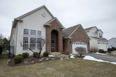 Naperville Single Family Home Contingent: 2632 Whitehall Lane