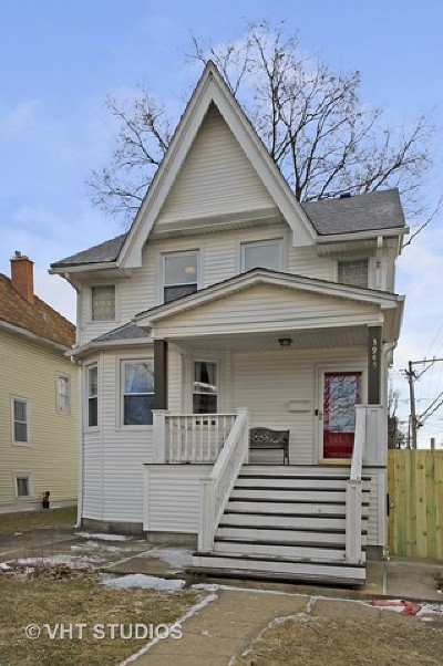 Single Family Home Contingent: 3945 West Eddy Street