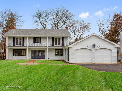 Hinsdale Single Family Home For Sale: 727 South County Line Road