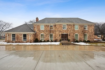Oak Brook Single Family Home For Sale: 2801 Meyers Road