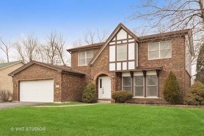 Flossmoor Single Family Home For Sale: 230 Cove Drive