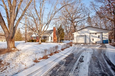 West Chicago  Single Family Home Contingent: 27w774 Elm Drive