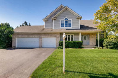 Wauconda Single Family Home Re-Activated: 1110 Erica Drive