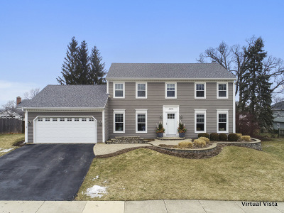 Wheaton Single Family Home For Sale: 2215 Barger Court